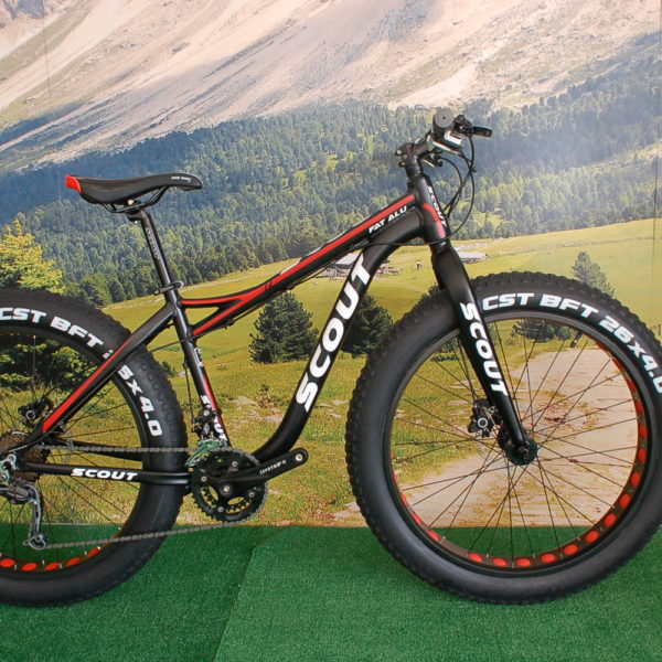 fat bike scout