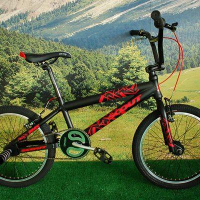 BMX ALLUMINIO BLACK