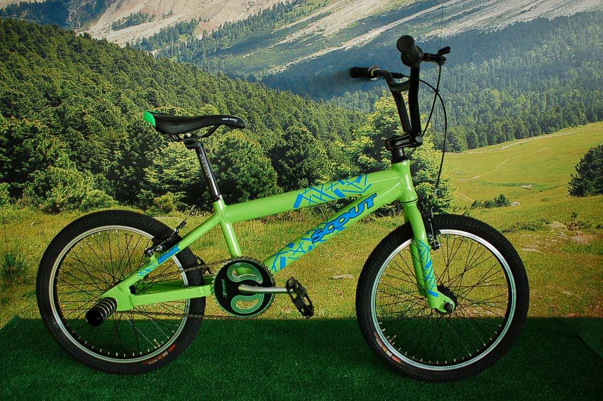 BMX GREEN