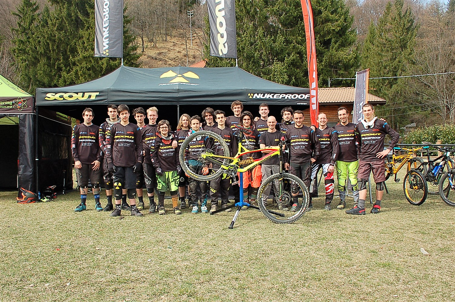 TEAM SCOUT NUKEPROOF