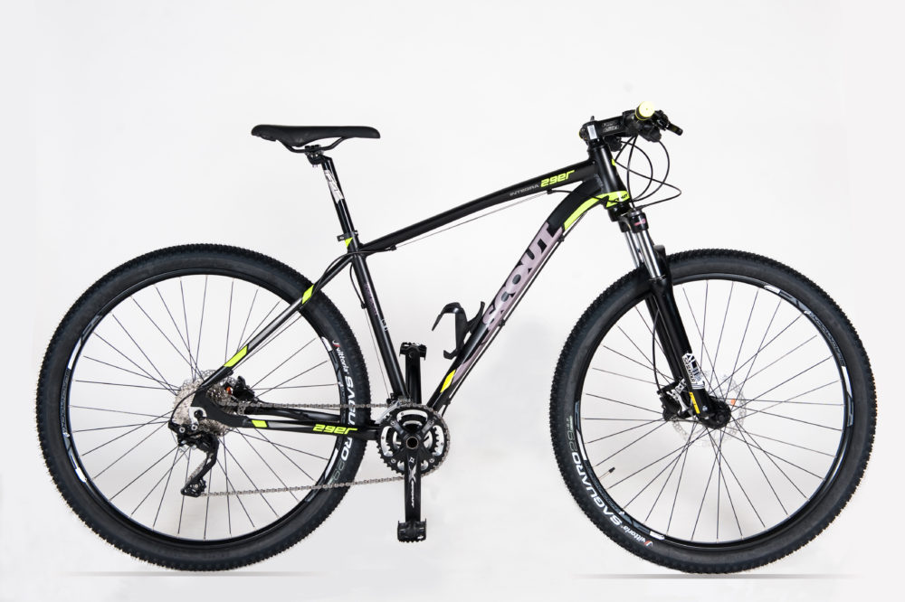 MTB INTEGRA 29 XT MIX NERO GIALLO
