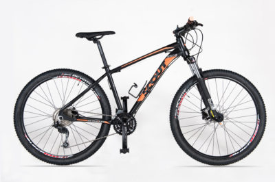 SCOUT MTB INTEGRA 27,5 DISK IDRAULICO BLACK ORANGE