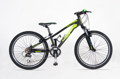 SCOUT MTB 24 X SPORT 21 VEL BLACK YELLOW