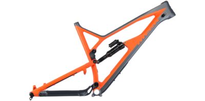TELAIO MEGA 275 CARBO ORANGE