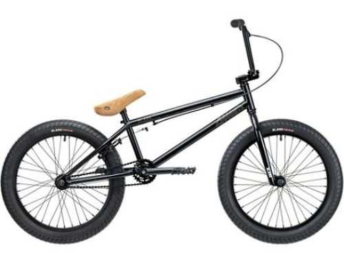 NOVITA' BMX DIRT BLACK